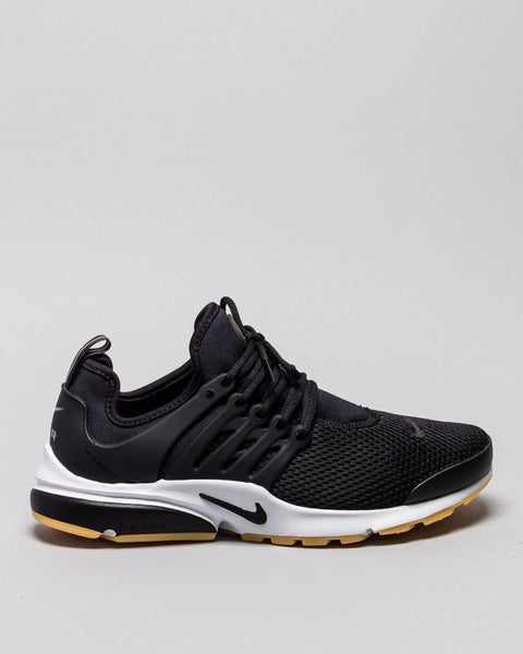 Wmns Air Presto Black/Gum Nike Mens Sneakers Seattle