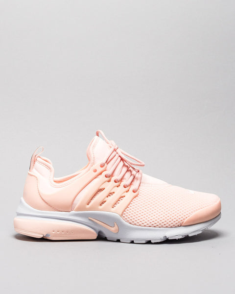 Wmns Air Presto Sunset Tint/White Nike Mens Sneakers Seattle