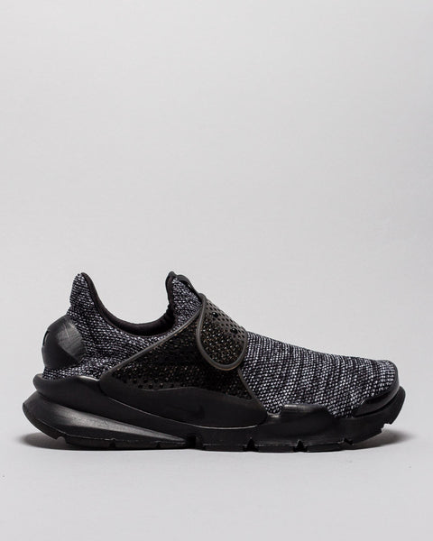 Sock Dart BR Black/Black Nike Mens Sneakers Seattle