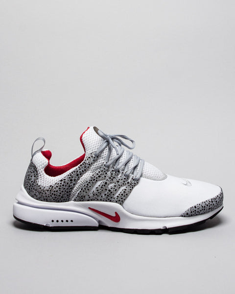 Air Presto Pure Platinum/Black Nike Mens Sneakers Seattle