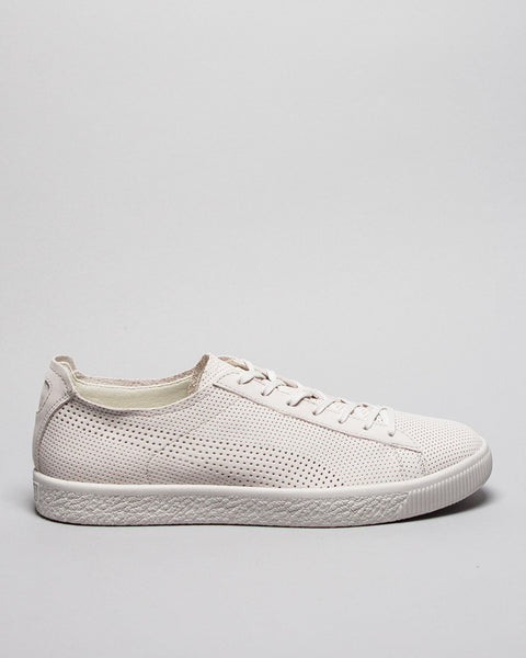 Clyde Whisper White Puma x Stampd Mens Sneakers Seattle