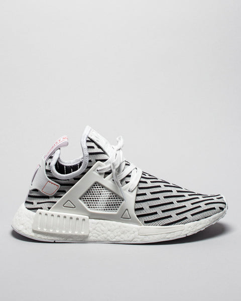 NMD_XR1 White/White Adidas Mens Sneakers Seattle