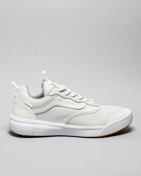 UltraRange LX White/Light Gum Vans Vault Mens Sneakers Seattle