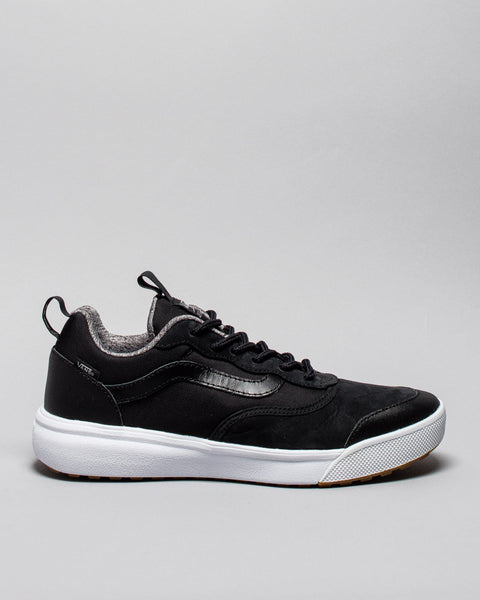 UltraRange LX Black/Light Gum Vans Vault Mens Sneakers Seattle