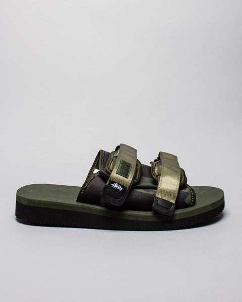 Suicoke x Stussy Moto-VS Camo Suicoke Mens Sneakers Seattle
