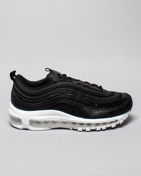 W Air Max 97 PRM Black/White Nike Mens Sneakers Seattle
