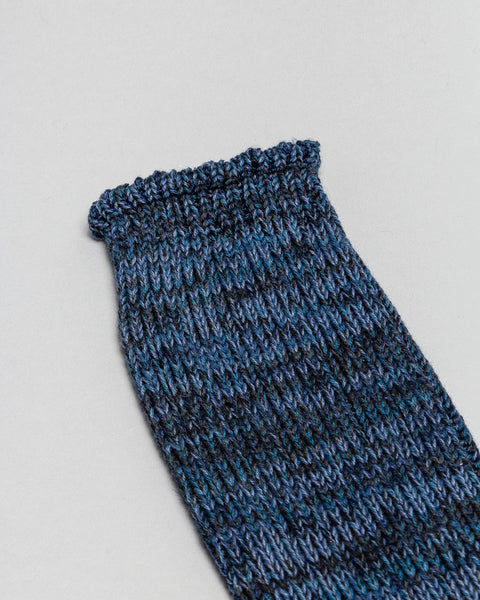 AnonymousIsm Sock Melange Navy