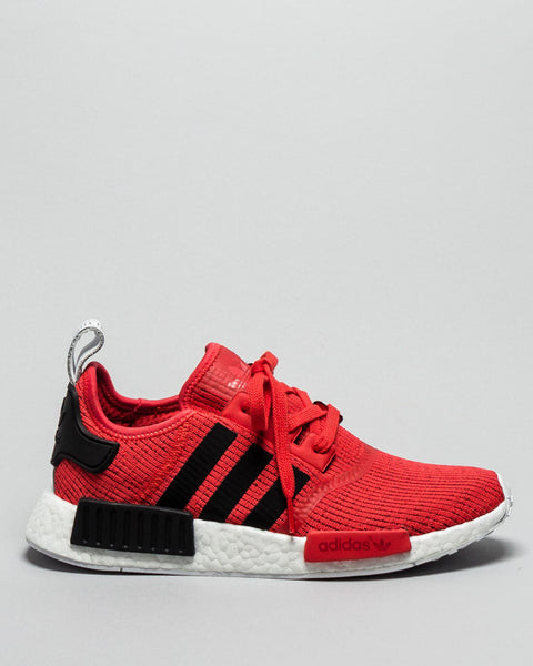 NMD_R1 Red/Black Adidas Mens Sneakers Seattle