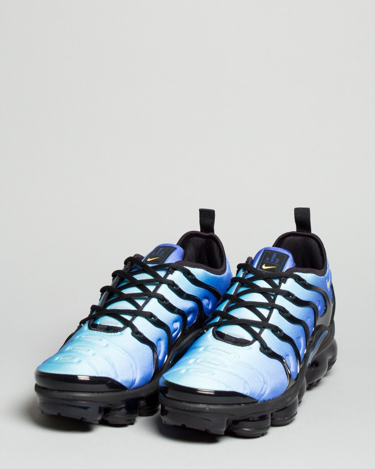 a63701ccdc1f Air VaporMax Plus Black Chamois Hyper Blue – LIKELIHOOD