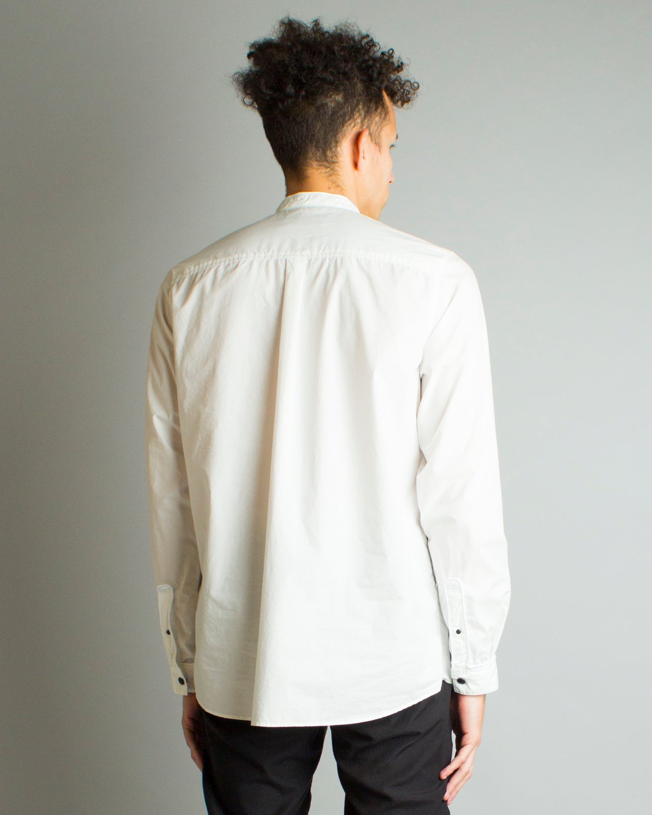The Indespensibles Shirt Off White