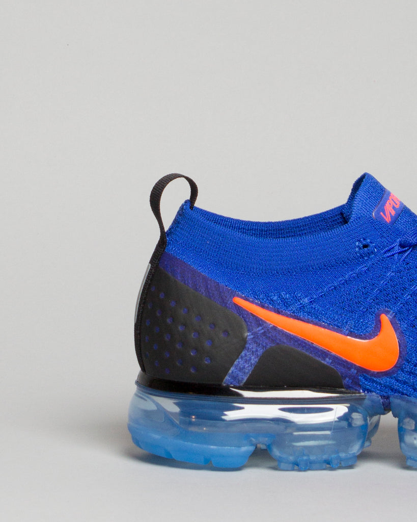 Air VaporMax Flyknit 2 Racer Blue/Total Crimson/Black