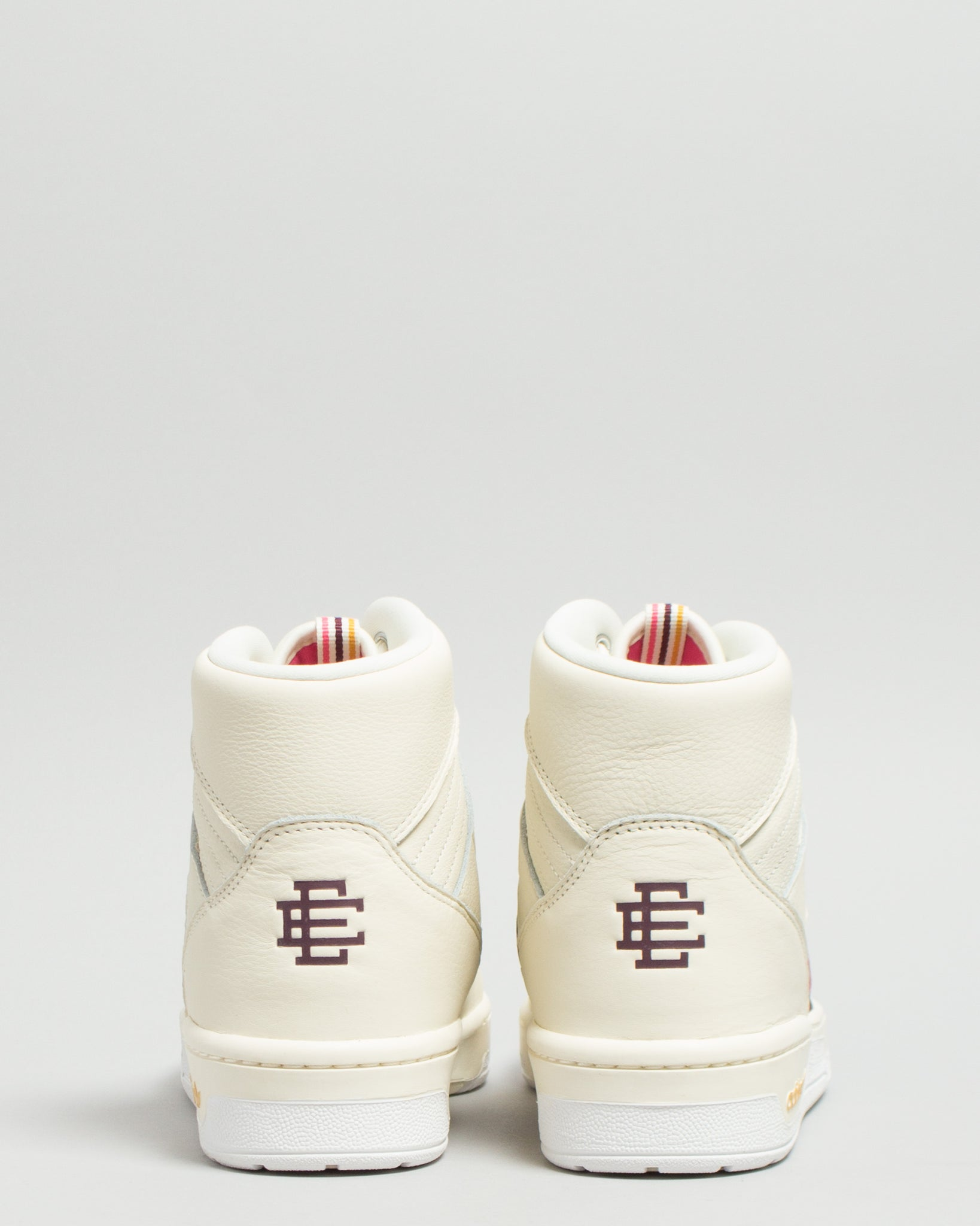 Eric Emanuel Rivalry HI OG White/Maroon