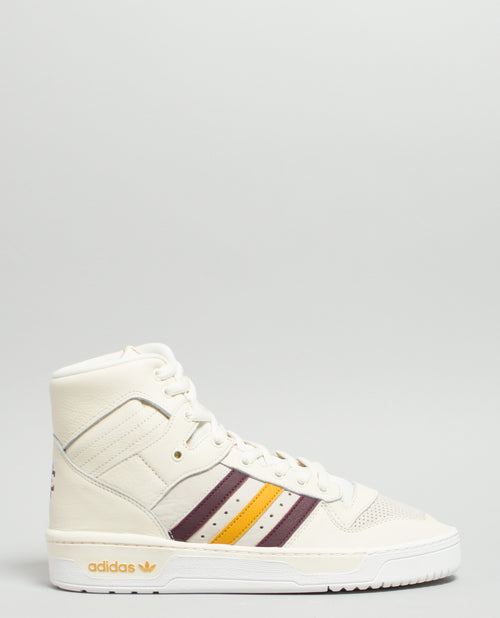 Eric Emanuel Rivalry HI OG White/Maroon 1