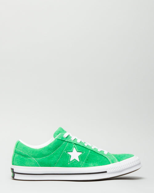 One Star Ox Green/White 1