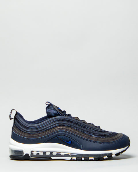 Air Max 97 Obsidian/White/Black Nike Mens Sneakers Seattle