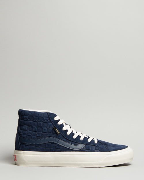 Gore-Tex OG SK8-HI LX Checkerboard Dress Blue 1