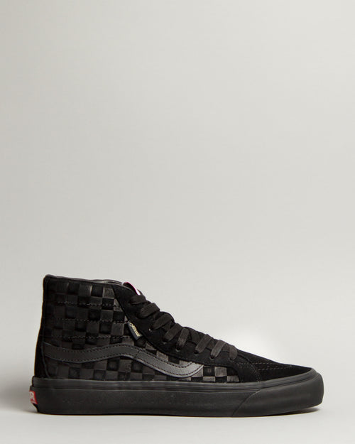 Gore-Tex OG SK8-HI LX Checkerboard Black 1