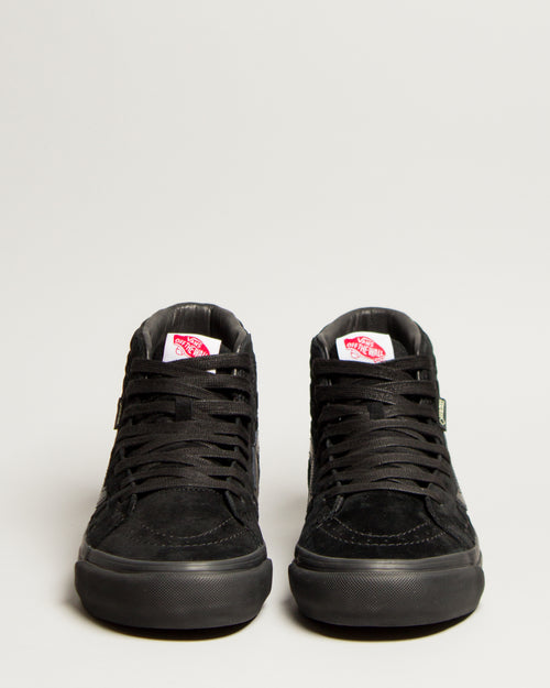 Gore-Tex OG SK8-HI LX Checkerboard Black 2