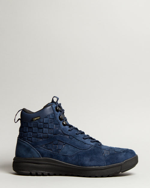 Gore-Tex UltraRange HI MTE Checkerboard Dress Blues 1