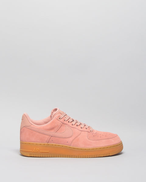 Air Force 1 '07 LV8 Suede Pink/Gum Nike Mens Sneakers Seattle