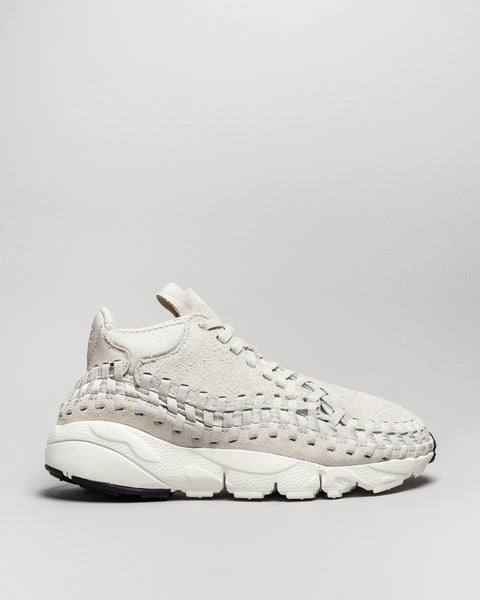 Air Footscape Woven Chukka QS Light Bone/Light Bone Nike Mens Sneakers Seattle
