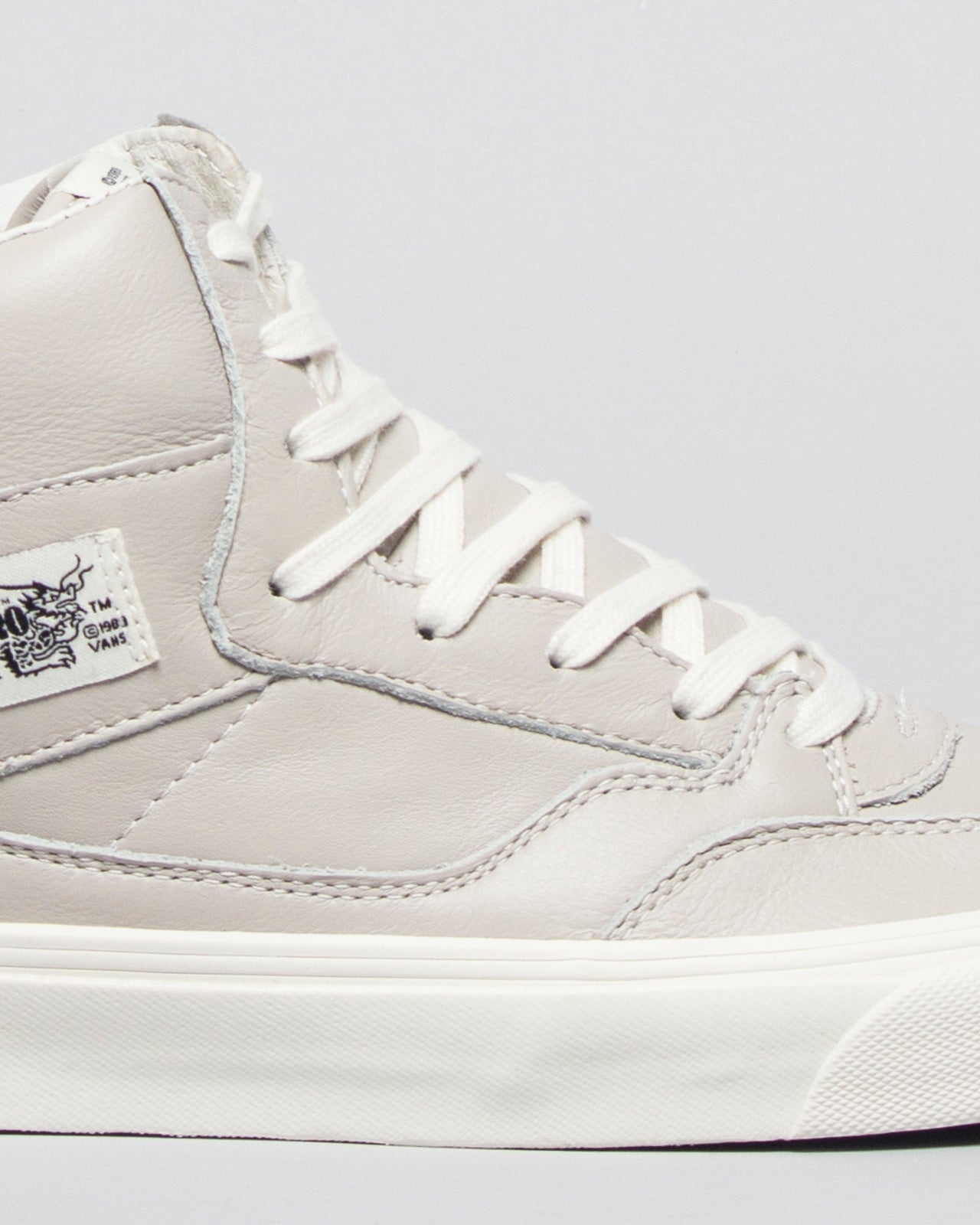 OG Full Cab LX (Leather) Silver Cloud