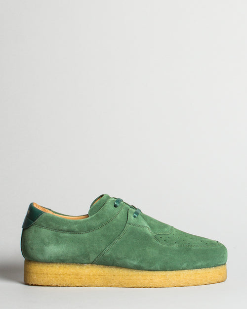 Q27 Wallabee Bottle Green 1