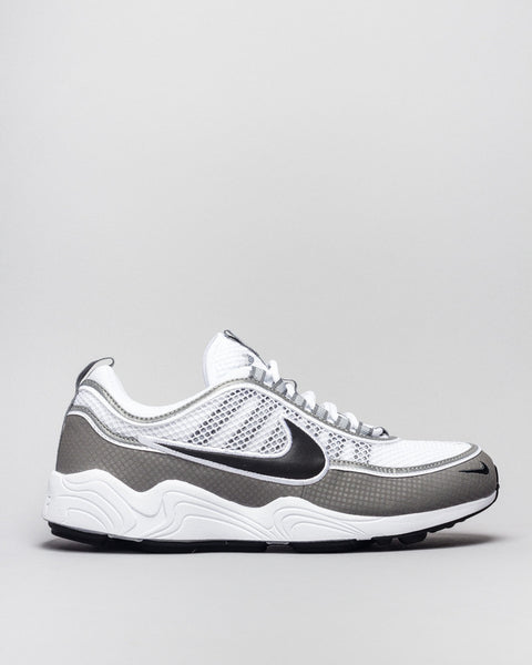 Air Zoom SPRDN White/Black/Light Ash Nike Mens Sneakers Seattle