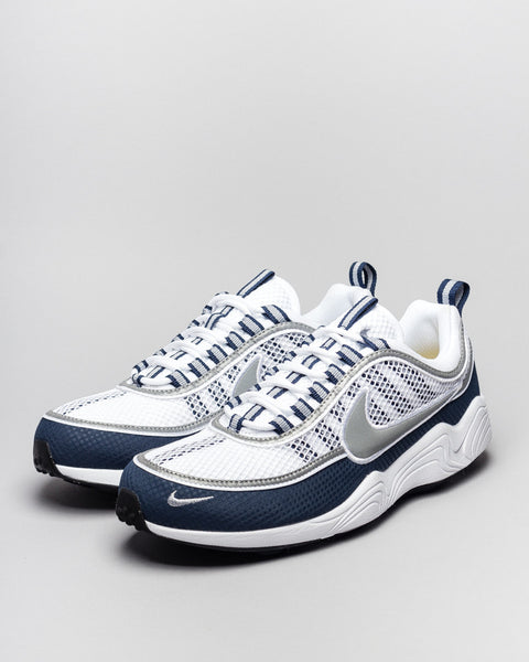 Air Zoom Spiridon White/Silver-Light/Midnight