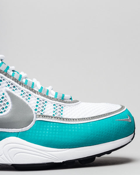 Air Zoom SPRDN White/Silver/Turbo Green