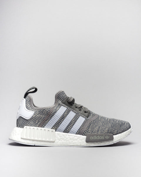 NMD_R1 Grey/Running White/Running White Adidas Mens Sneakers Seattle