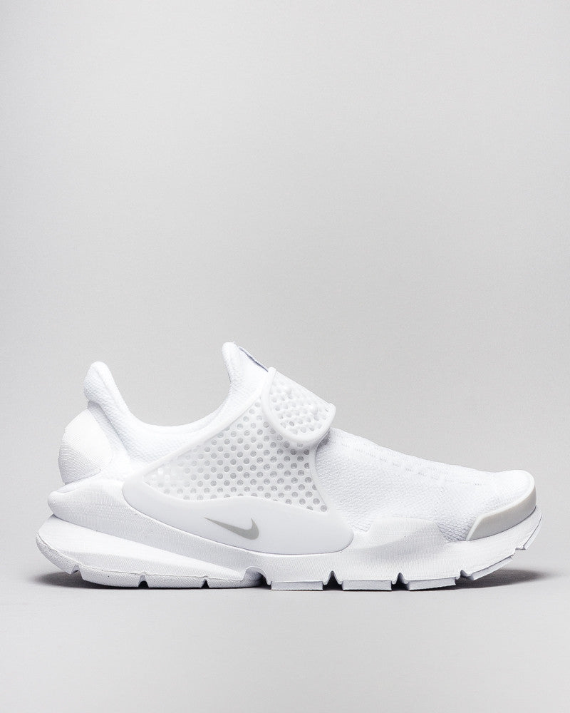 Sock Dart W White