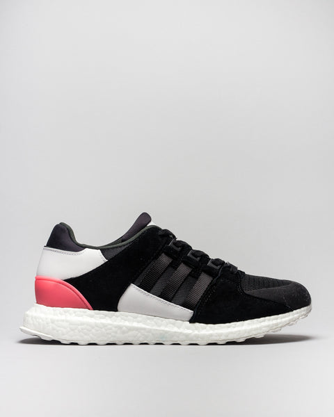 EQT Support Ultra Black/Turbo Adidas Mens Sneakers Seattle