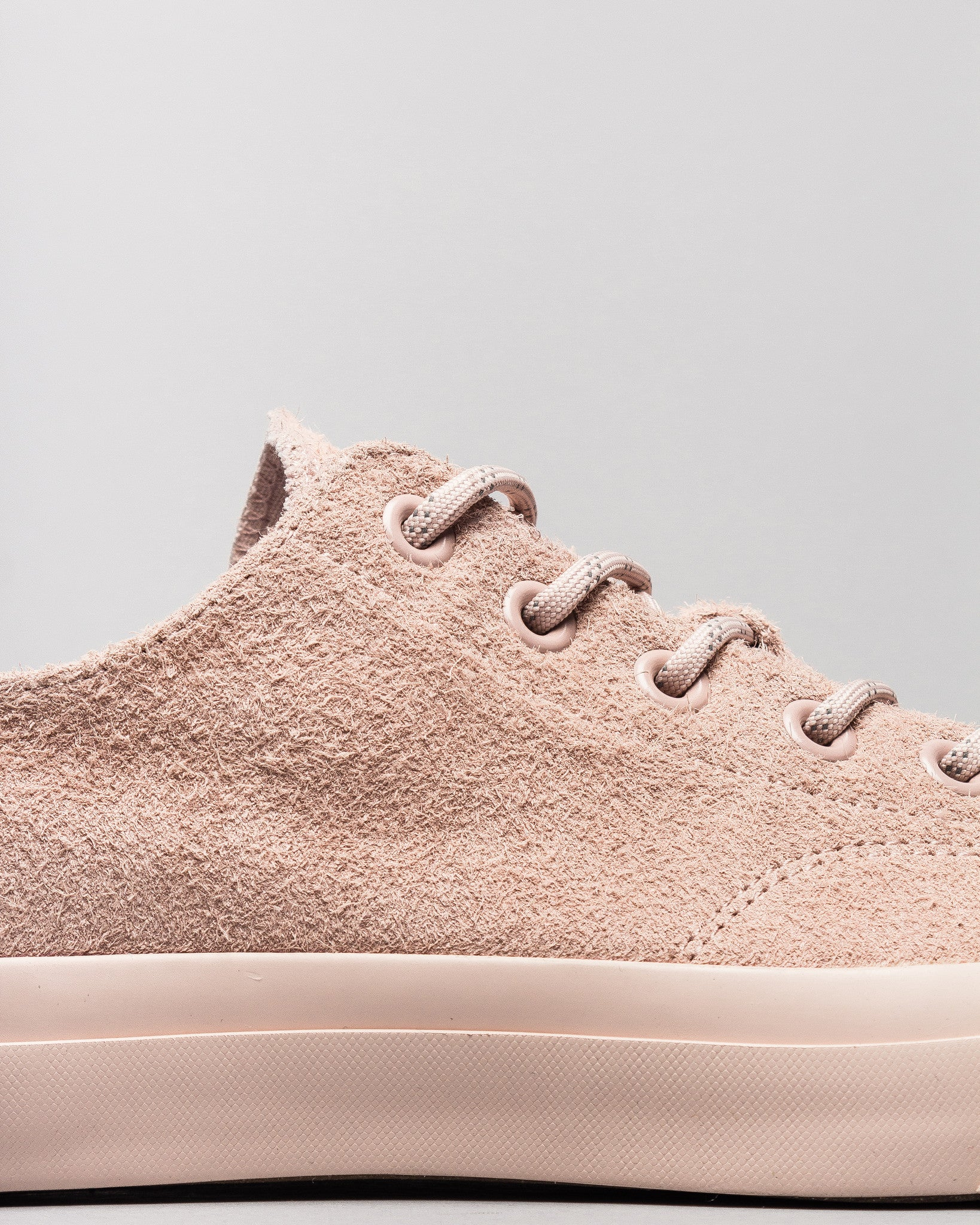 PRO-Keds x Sneeze Royal Lo Suede Pink