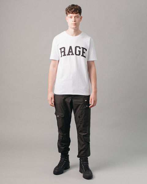 Rage Against the Machine Tee White