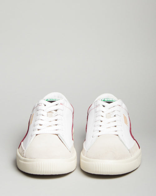 Basket 90680 White/Pomegranate 2