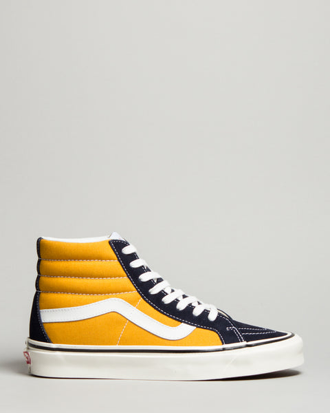 SK8-HI 38 DX (Anaheim Factory) OG Navy Vans Vault Mens Sneakers Seattle