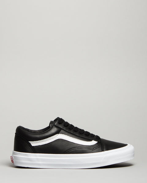 OG Old Skool LX VLT Black Vans Vault Mens Sneakers Seattle