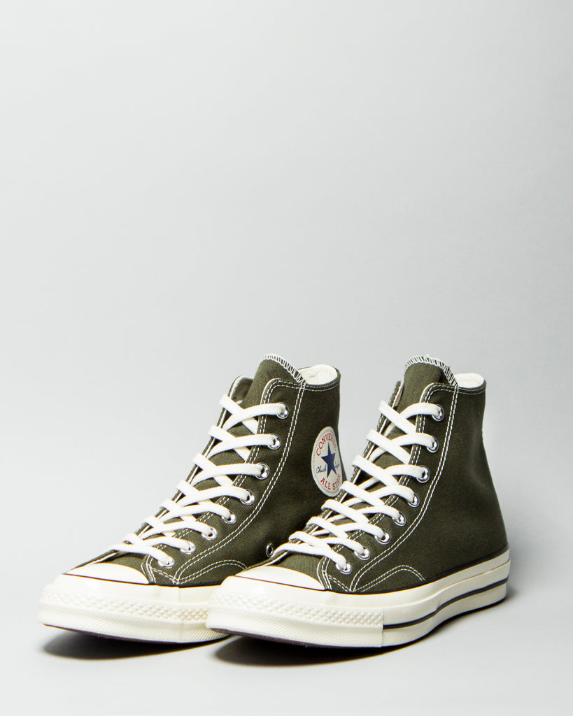 Chuck 70 HI Herbal/Black/Egret