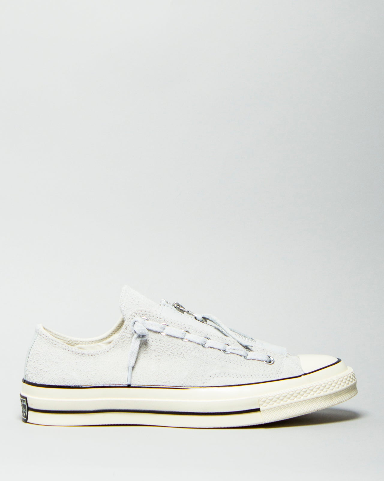 Chuck 70 Zip Ox Pure Platinum