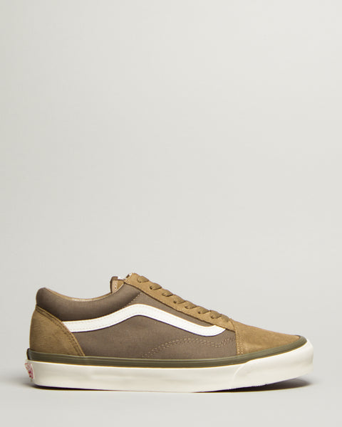 WTAPS OG Old Skool Green Vans Vault Mens Sneakers Seattle