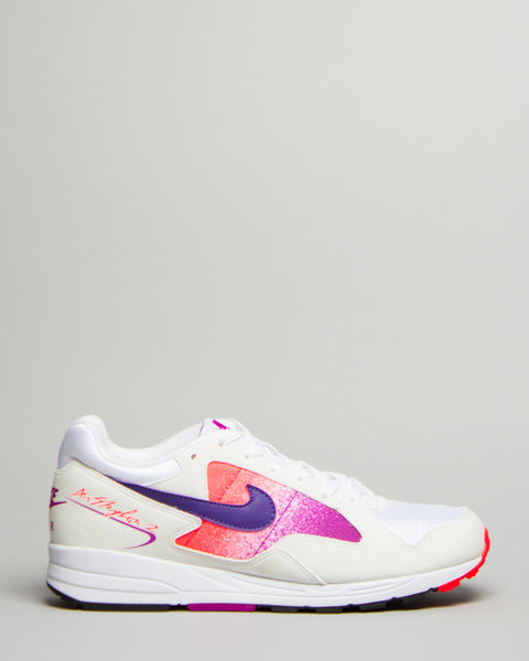 Air Skylon II White/Court Purple/Solar Red Nike Mens Sneakers Seattle