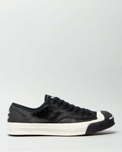 Born x Raised Jack Purcell Signature Ox Black