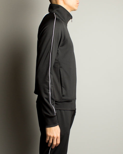 Coolmax Terry Track Jacket Black 2