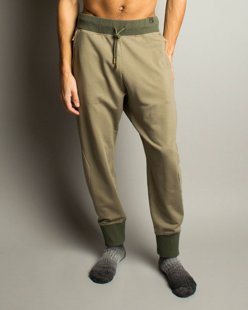 Oyster XBYO Sweatpants Trace Olive 2