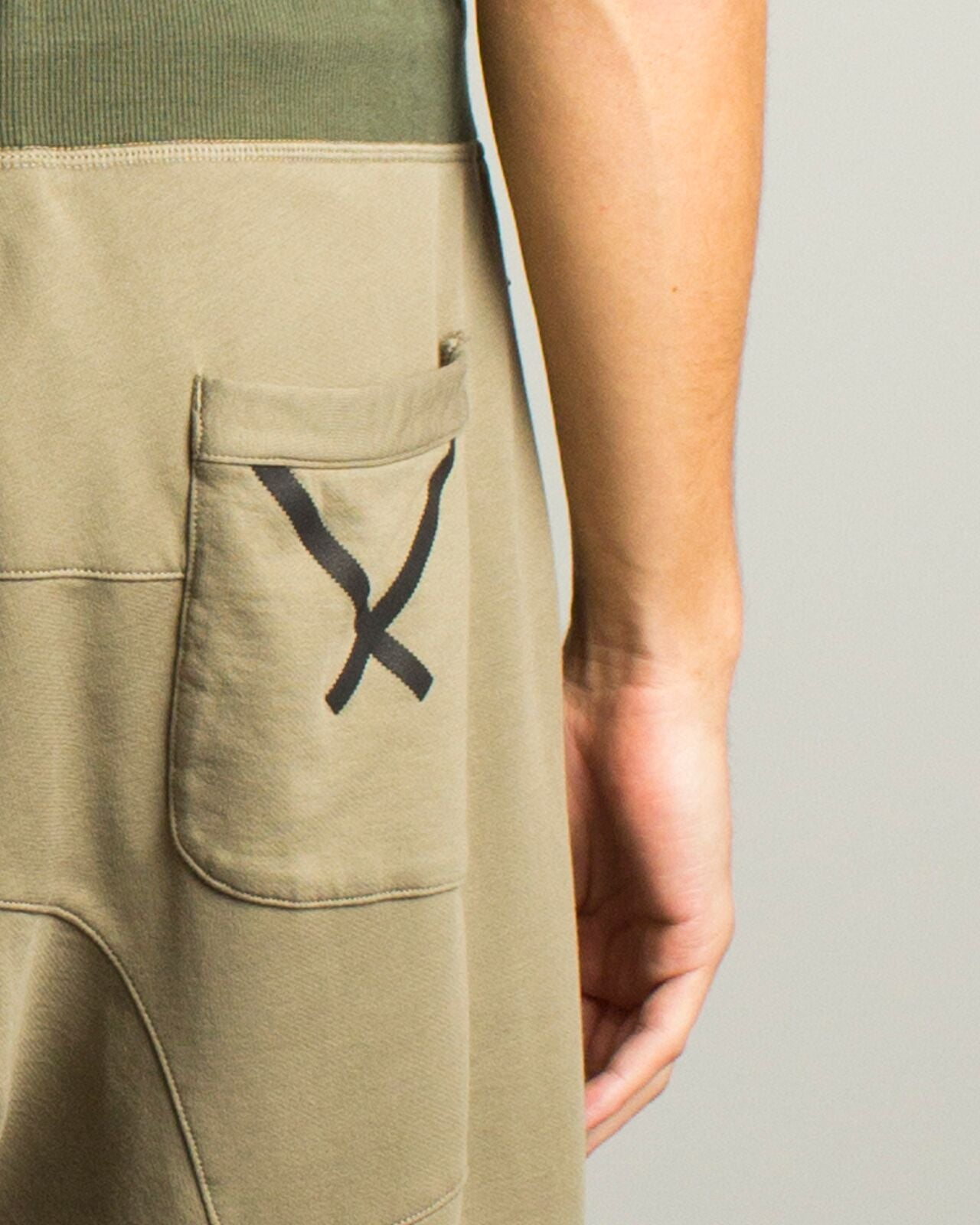 Oyster XBYO Sweatpants Trace Olive