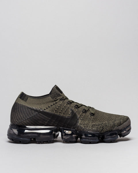 Air Vapormax Flyknit Midnight Fog/Cargo Nike Mens Sneakers Seattle