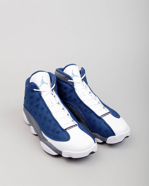 Air Jordan 13 Retro (GS) Navy/University Blue/Flint