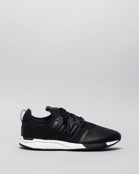 MRL247VE Black New Balance Mens Sneakers Seattle