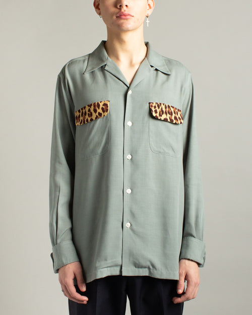 50's Shirt (TYPE-4) Grey 1